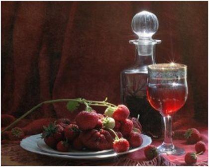 рецепт приготовления вина из земляники
